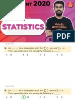 _YT Sprint JEE - Statistics.pdf