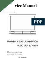 Vizio Gv42l Hd [ET]