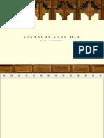 Kinnauri Kastham- Craft Documentation