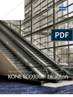 Kone Eco3000 Escalators Sf2827