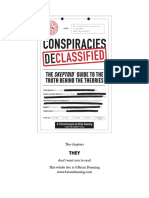 Conspiracies Declassified - The Missing Chapters
