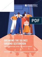 2020 Report BreakingSilenceAroundSextortion English