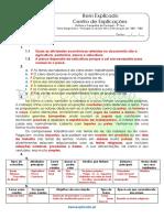 B.1 Teste Diagnóstico - Portugal no século XIII e a Revolução de 1383 - 1385 (3) - Soluções