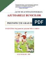 PROIECT AJUTOARELE BUNICILOR - Copy