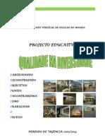Projecto Educativo 2010-2014 versão 2