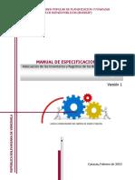 Manual SUDEBIP ADMINISTRACIÓN PÚBLICA