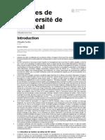 L'éducation pour tous - Introduction - Presses de l'Université de Montréal