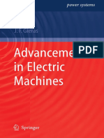 Advancements in Electric Machines.pdf