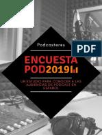EncuestaPod2019_Podcasteros