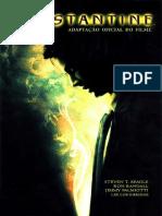 Constantine -  Adaptação Oficial do Filme (2005) Vertigo - DC Comics
