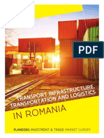 2016-Romania-Transport Infrastructure and Logistics