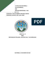 RENTABILIDAD PECUARIA; LECHE DE VACA Y SUS DERIVADOS