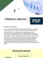 FABM 2 - Financial Analysis