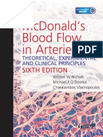 Wilmer Nichols, Michael ORourke, Charalambos Vlachopoulos McDonalds Blood Flow in Arteries, Sixth Edition Theoretical, Experimental and Clinical Principles  20