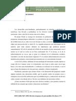 Schkolnik, Polisemia del Narcisismo