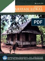 Kajian Kearifan Lokal di Kampung Kuta Kabupaten Ciamis.pdf