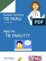 penyuluhan TB ISHIP