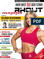 My Workout Magazin Frühling 2020