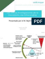 Macrobiota y mitogenesis