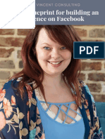 Build an audience on Facebook with Vala Vincent Consulting