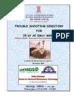 Troubleshooting directory for 25 kV AC EMU-MEMU (1)