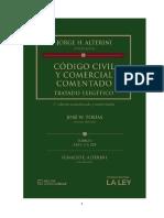 CCCC TRATADO EXEGETICO TOMO 1 - Jorge Horacio Alterini.pdf
