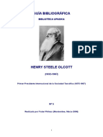 HENRY STEELE OLCOTT