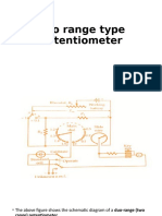 Duo Range Type Potentiometer