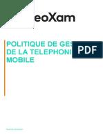NeoXam - Politique de Gestion de la Telephonie Mobile v1.4.pdf
