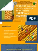 SEMINARIO toxicos en alimentos - haccp para micotoxias en maiz.pptx