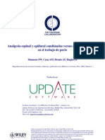 Cochrane Analgesia Obstetric A