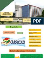 Presentación 7 el currículo