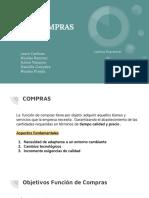 PRESENTACION GRUPO 1 TEMA COMPRAS