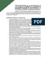 DOCUMENTO DE ADAPTACIÓN PARA LA EvAU_