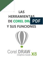 herramientas y funciones de corel draw
