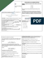 Guía de Números Enteros 3 valor absoluto-adición y sustracción