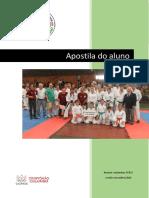 Apostila Karate Cristovão