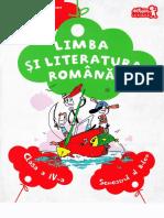 Romana cls 4 sem.2  CD - Alina Radu, Roxana Jeler