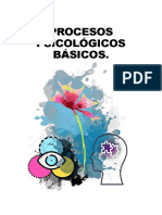 PROCESOS PSICOLOGICOS BÁSICOS