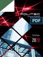POLITEC-CATALOGO 2020