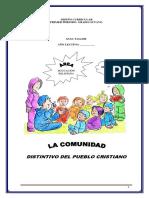 0. MUESTRA CLASE DE RELIGIÓN