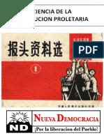 Book - Jaime Rengel, Ciencia de la Revolución Proletaria.pdf