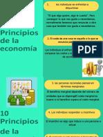 DIEZ PRINCIPIOS DE LA ECONOMIA