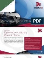DIPLOMADO Auditoría y Control Interno