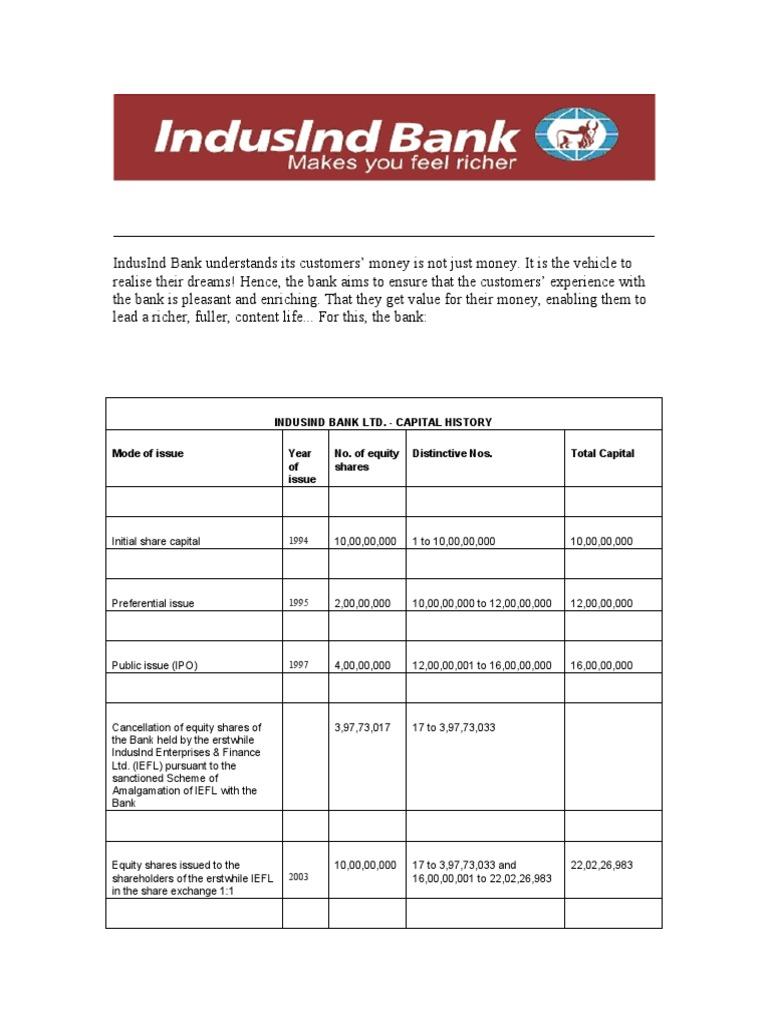 Indusind bank cheque banks spiritdancerdesigns Images