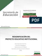 PRESENTACIÓN RESIGNIFICACIÓN DEL PEI.pptx