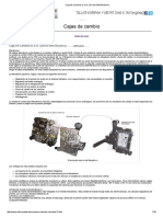 CAJA AUTOMATICA DSG  PARTE 1 TALLER KM38400