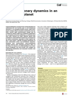 Alberti(2015)_Eco-evolutionaryDynamicsUrbanizingPlanet