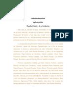 FASE DIAGNOSTICA 5to A 2018-2019