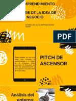 Presentación PITCH Versión 2.0